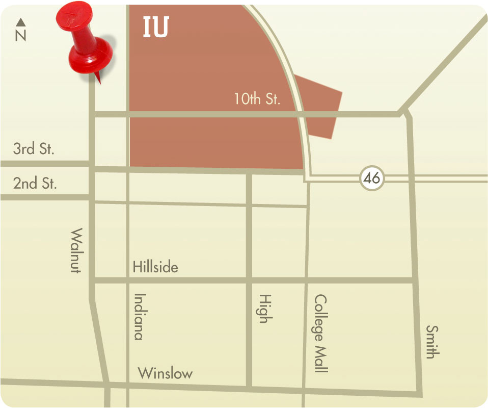 112 E 14th Rental In Bloomington