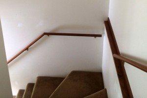 608 S Park Bloomington stairway 2