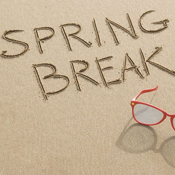 7 Things To Do Before Leaving For Spring Break Elkins